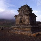 Temple in Dieng